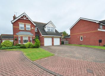 Thumbnail 5 bed detached house to rent in Carter Drive, Beverley