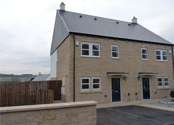 Thumbnail 4 bedroom semi-detached house for sale in Hareton Way, Bogthorn, Oakworth, Keighley
