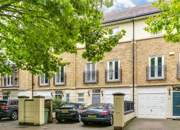 Thumbnail 4 bed terraced house for sale in Wyatt Drive, Barnes, London