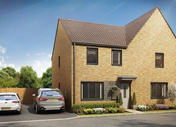 """Thumbnail 3 bed semi-detached house for sale in """"Maidstone"""" at East Walk, Yate, Bristol"""