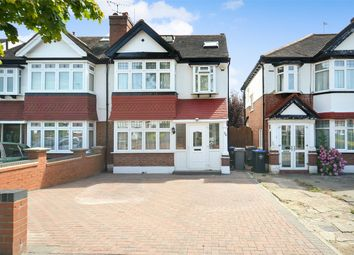 Thumbnail 5 bedroom semi-detached house for sale in Spencer Road, Wembley, Middlesex