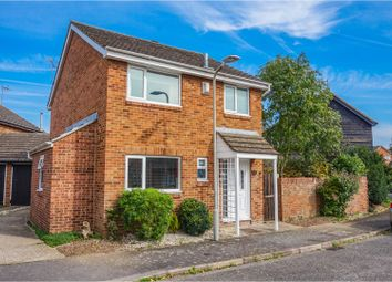 Thumbnail 3 bed detached house for sale in Lagonda Close, Newport Pagnell