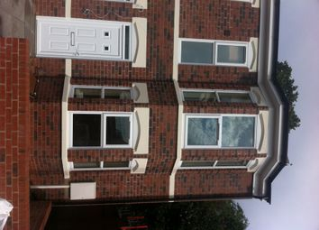 Thumbnail 1 bed end terrace house to rent in Regent Street, Earlsdon, Coventry