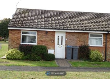 Thumbnail 1 bed bungalow to rent in Gosford Way, Felixstowe