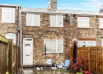Thumbnail 3 bedroom terraced house for sale in Elliot Street, Sacriston, Durham