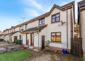 Thumbnail 3 bed end terrace house for sale in 27 Castle Avenue, Airth