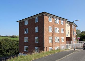 Thumbnail 1 bed flat for sale in Kinnaird Crescent, Southway, Plymouth