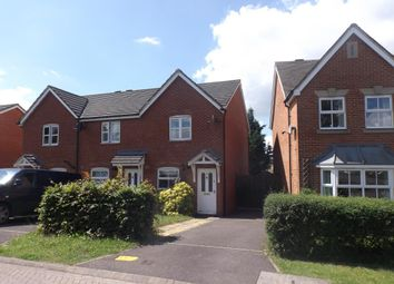 Thumbnail 2 bed end terrace house to rent in Hamilton Close, Bicester