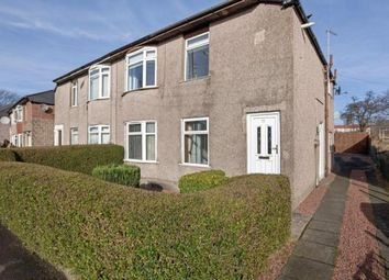 Thumbnail 2 bed cottage for sale in Curtis Avenue, Glasgow, Lanarkshire