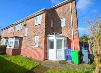 Thumbnail 4 bed semi-detached house for sale in Tweedle Hill Road, Blackley, Manchester