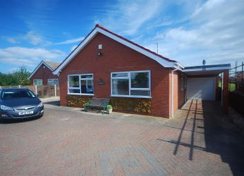 Thumbnail 4 bed detached bungalow for sale in Little London, Long Sutton, Spalding