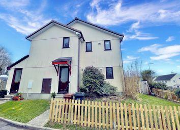 Thumbnail 2 bed flat for sale in Greenwood Close, Aveton Gifford, Kingsbridge