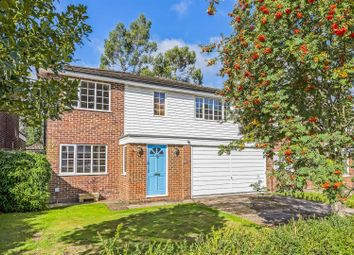The Brambles, Crowthorne, Berkshire RG45. 4 bed detached house