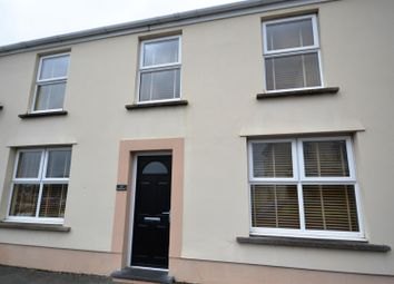 Thumbnail 4 bed terraced house for sale in Robert Street, Milford Haven