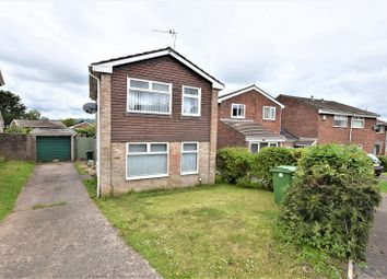 Thumbnail 3 bedroom detached house for sale in Runcorn Close, Old St. Mellons, Cardiff.