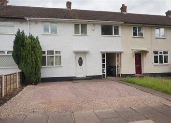 Thumbnail 3 bedroom terraced house for sale in Brook Meadow Road, Castle Bromwich, Birmingham
