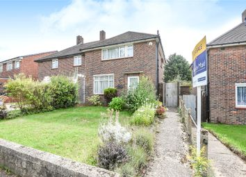 Thumbnail 2 bed semi-detached house for sale in Crockenhill Road, Orpington