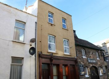 Thumbnail 1 bed flat for sale in Wadham Street, Weston-Super-Mare