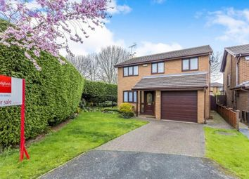 Thumbnail 4 bed detached house for sale in Moss Croft, Leighton, Crewe, Cheshire