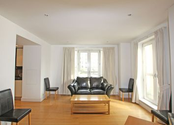 Thumbnail 3 bed flat to rent in Hanover House, Canary Riverside, London