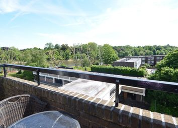 Thumbnail 2 bed flat for sale in Justin Close, Brentford