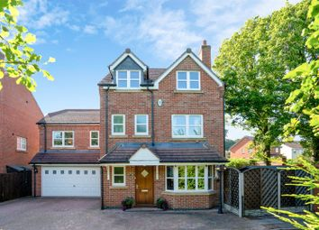 Thumbnail 5 bed detached house for sale in Prudden Close, Walkwood, Redditch