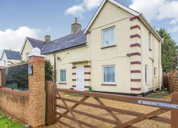 Thumbnail 3 bed semi-detached house for sale in Great North Road, Buckden, St. Neots, Cambridgeshire