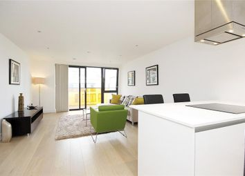 Thumbnail 3 bed flat for sale in London