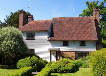 Thumbnail 4 bed detached house for sale in Hartfield Road, Forest Row