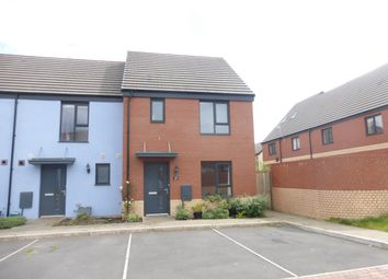 Thumbnail 3 bed property to rent in Mariners Walk, Barry