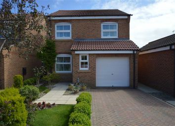Thumbnail 3 bed detached house for sale in Cygnet Close, Hornsea, East Yorkshire