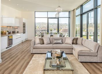 """Thumbnail 2 bedroom flat for sale in """"Leopold House"""" at Victoria Bridge Road, Bath"""