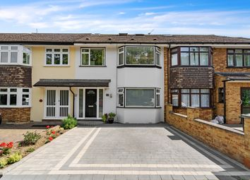 Thumbnail 4 bed terraced house for sale in Lambourne Road, Chigwell