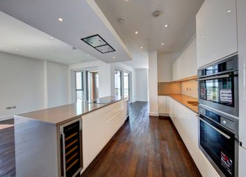 Thumbnail 4 bed flat for sale in Pinto Penthouse, Nine Elms, Wandsworth Road