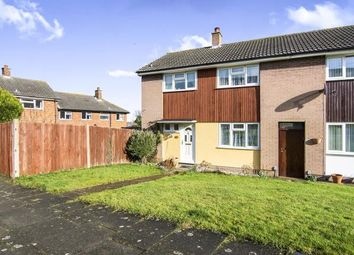 Thumbnail 3 bed end terrace house for sale in Harlow, Essex