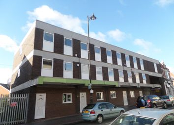 Thumbnail 1 bed flat to rent in Albert House, Upper High Street, Wednesbury