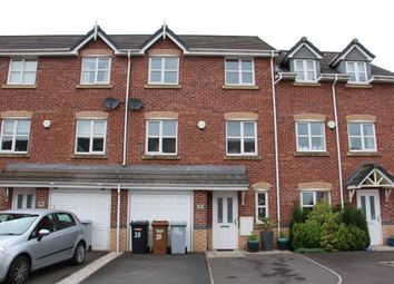 Thumbnail 4 bed terraced house for sale in Foxholme Court, Crewe