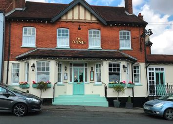 Thumbnail Pub/bar for sale in Vine Street, Great Bardfield