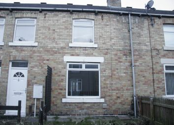 Thumbnail 2 bed terraced house to rent in Ariel Street, Ashington, Northumberland