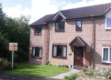 Thumbnail 3 bedroom end terrace house for sale in Rannoch Close, Sparcells, Swindon