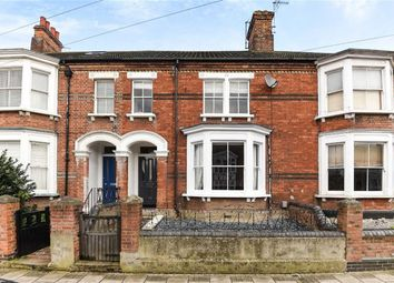 Thumbnail 5 bed town house for sale in Castle Road, Bedford
