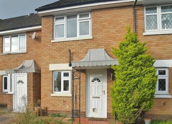 2 bed terraced house for sale in Goldfinch Road, Creekmoor, Poole BH17