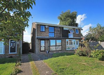 Thumbnail 3 bed semi-detached house for sale in Ash Close, Crawley Down, West Sussex
