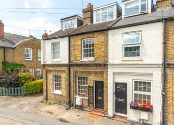 Thumbnail 3 bed cottage for sale in Camden Cottages, Church Walk, Weybridge, Surrey