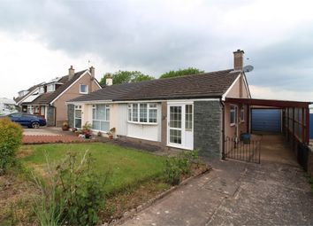 Thumbnail 2 bed semi-detached bungalow for sale in Glebe Road, Appleby In Westmorland, Cumbria
