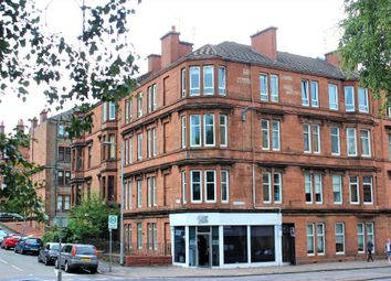 Thumbnail 2 bed flat to rent in Dumbarton Road, Thornwood, Glasgow