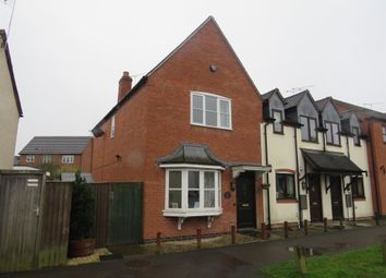 Thumbnail 3 bed end terrace house for sale in Lutterworth Road, Pailton, Rugby