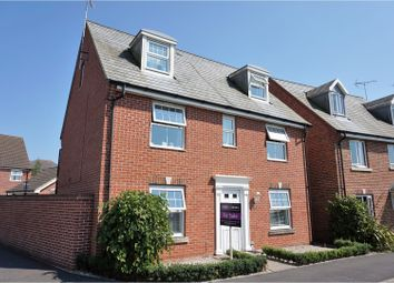 Thumbnail 5 bed detached house for sale in Steele Crescent, Littlehampton