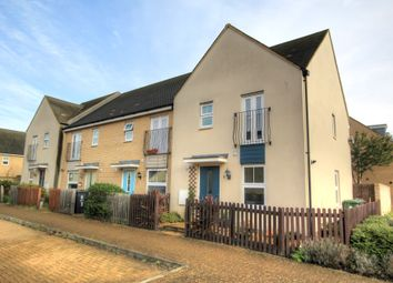 Thumbnail 3 bed end terrace house for sale in Halifax Road, Upper Cambourne, Cambridge