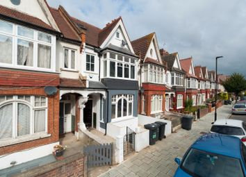 Thumbnail 3 bed flat to rent in Broxholm Road, London